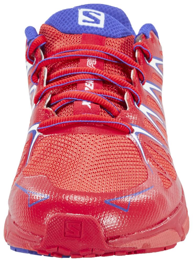 Salomon X-Scream Foil Trailrunning Shoes Women papaya-b/lotus pink/spectrum blue 37 1/3 2016 Trail Running Schuhe 7dwOpZtN